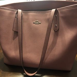 Coach purse and matching wallet - used